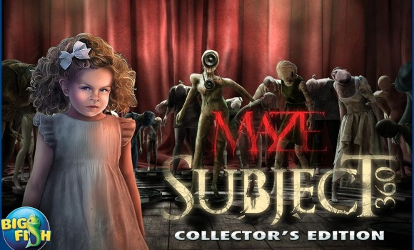 Maze Subject 360 - A Scary Hidden Object Game Ekran Görüntüleri - 3