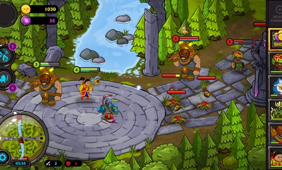 Mini Legends Ekran Görüntüleri - 2