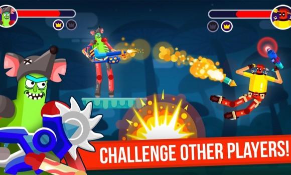 Ragdoll Rage: Heroes Arena Ekran Görüntüleri - 1
