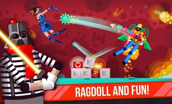 Ragdoll Rage: Heroes Arena Ekran Görüntüleri - 3