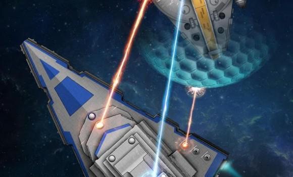 Space Arena: Build & Fight Ekran Görüntüleri - 3