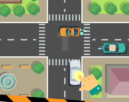 Tiny Cars Fast Game Ekran Görüntüleri - 1