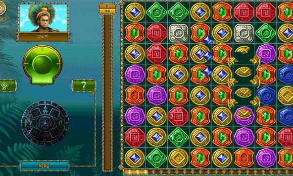 Treasures of Montezuma 2 Free Ekran Görüntüleri - 3