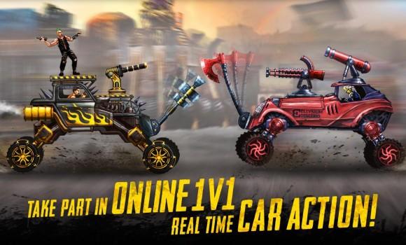 War Cars: Epic Blaze Zone Ekran Görüntüleri - 1