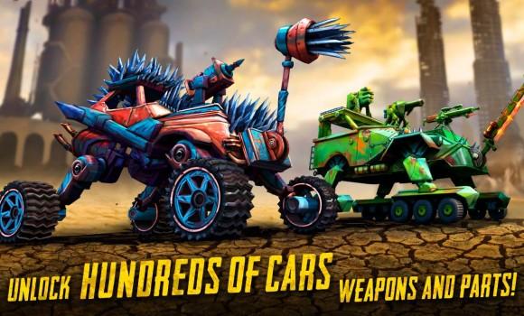 War Cars: Epic Blaze Zone Ekran Görüntüleri - 3