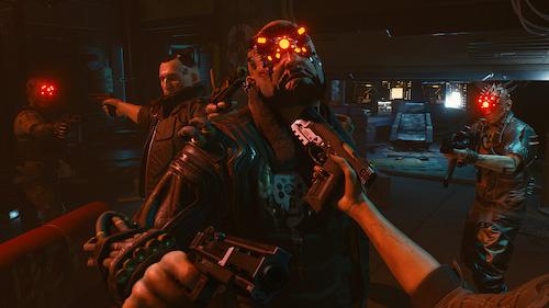 Cyberpunk 2077 Ekran Görüntüleri - 1