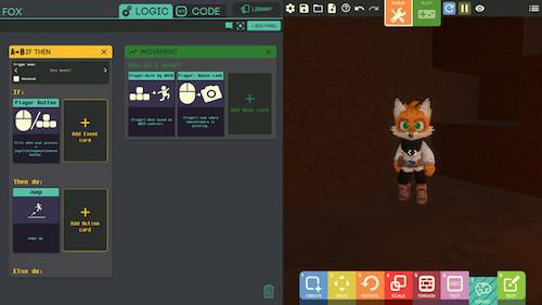 Game Builder Ekran Görüntüleri - 2