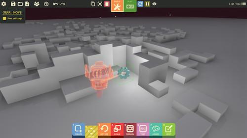 Game Builder Ekran Görüntüleri - 3