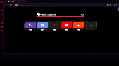 Opera GX Ekran Görüntüleri - 2