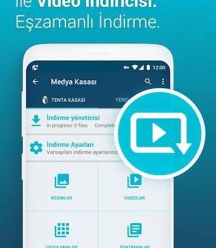 Tenta Browser Ekran Görüntüleri - 3