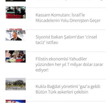 Milli  Gazete Ekran Görüntüleri - 2