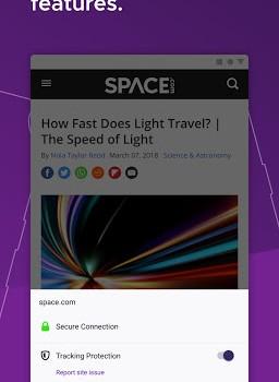 Firefox Preview Ekran Görüntüleri - 2