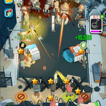 Dead Spreading: Idle Game Ekran Görüntüleri - 1