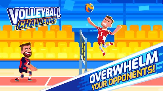 Volleyball Challenge Ekran Görüntüleri - 1