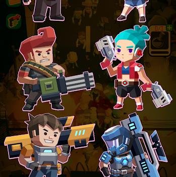 Dead Spreading: Idle Game Ekran Görüntüleri - 2