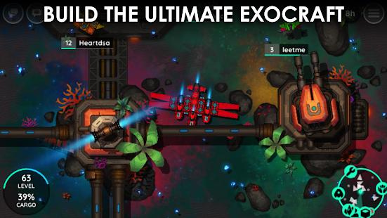 Exocraft - Space Ship Battles Ekran Görüntüleri - 2