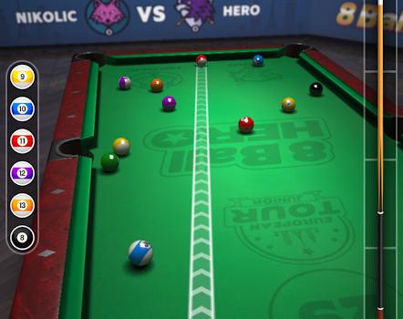 8 Ball Hero Ekran Görüntüleri - 2