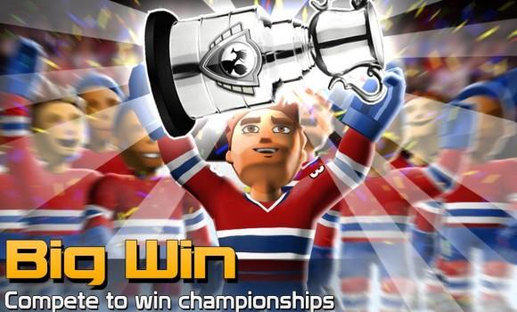 BIG WIN Hockey Ekran Görüntüleri - 1