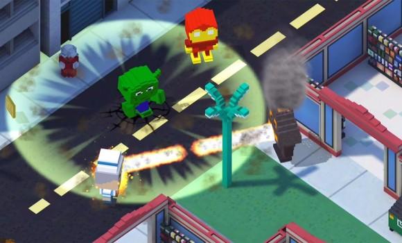 Block Battles Ekran Görüntüleri - 1