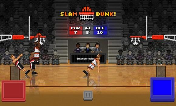 Bouncy Basketball Ekran Görüntüleri - 2