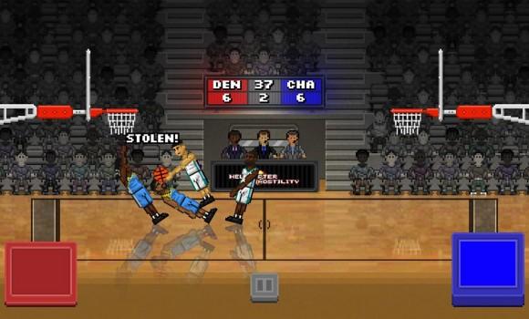 Bouncy Basketball Ekran Görüntüleri - 3