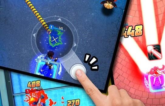 Capsulemon, Fight Ekran Görüntüleri - 1