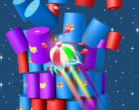 Color Ball 3D Ekran Görüntüleri - 1