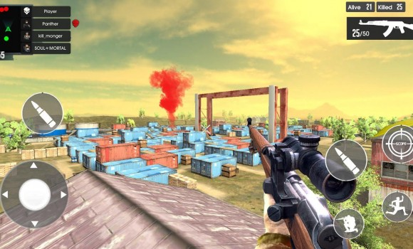 FPS Commando 2019 Ekran Görüntüleri - 1