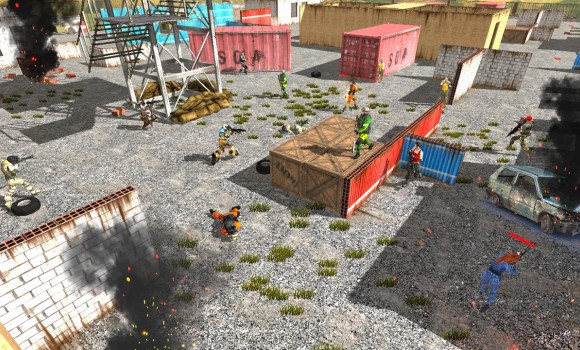 FPS Commando 2019 Ekran Görüntüleri - 2