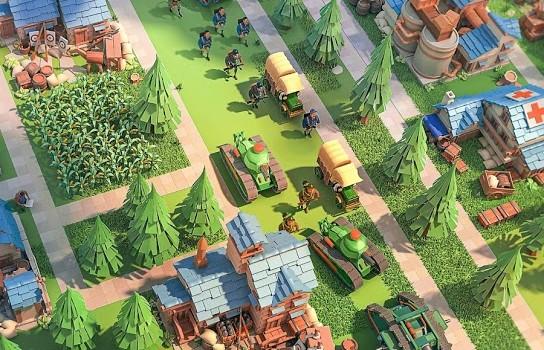 Game of Trenches Ekran Görüntüleri - 3