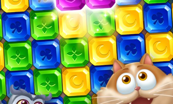 Gem Blast: Magic Match Puzzle Ekran Görüntüleri - 1