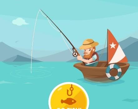 Happy Fishing Ekran Görüntüleri - 1