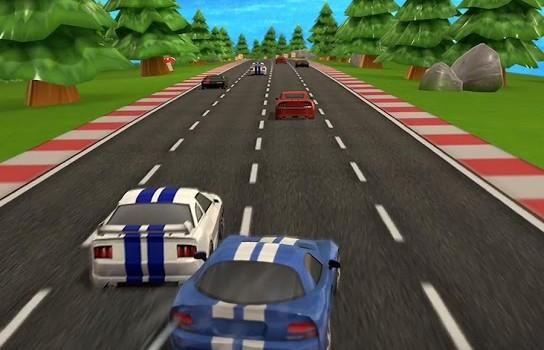 Merge Racers Ekran Görüntüleri - 1