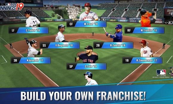 MLB 9 Innings 19 Ekran Görüntüleri - 1
