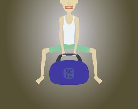 Muscle clicker Ekran Görüntüleri - 1
