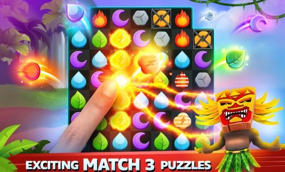 Puzzle Island: Match 3 Game Ekran Görüntüleri - 1