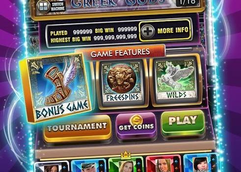 Slots Reel Frontier Ekran Görüntüleri - 1