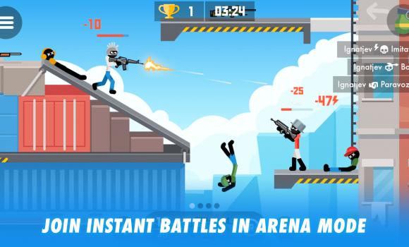 Stick Combats Ekran Görüntüleri - 1