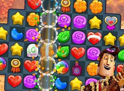 Sugar Smash: Book of Life Ekran Görüntüleri - 1