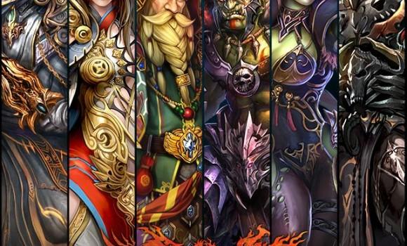 War of Legions Ekran Görüntüleri - 1