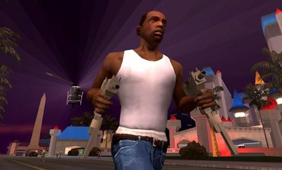 GTA San Andreas 100% Save Ekran Görüntüleri - 2
