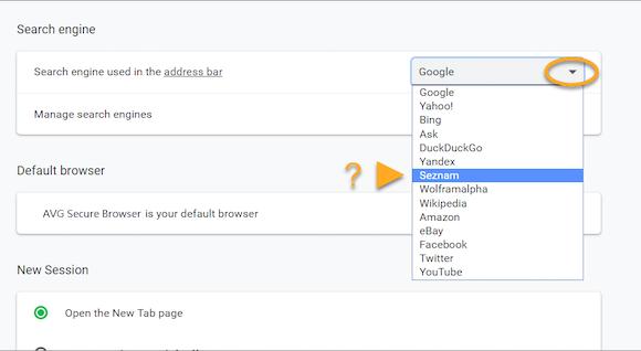 AVG Secure Browser Ekran Görüntüleri - 3