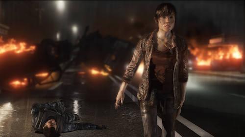 Beyond: Two Souls Ekran Görüntüleri - 1