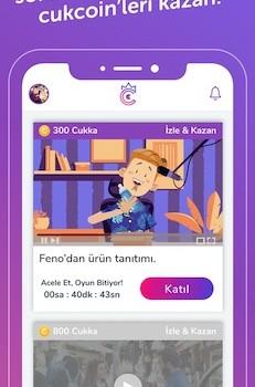 Cukka Ekran Görüntüleri - 2