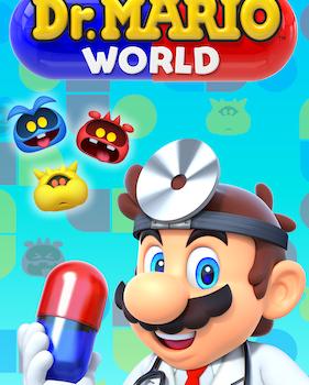 Dr. Mario World Ekran Görüntüleri - 1