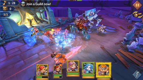 Lords Mobile Ekran Görüntüleri - 6