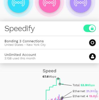Speedify Ekran Görüntüleri - 4