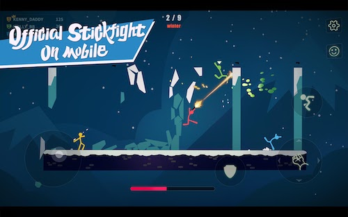 Stick Fight: The Game Mobile Ekran Görüntüleri - 2
