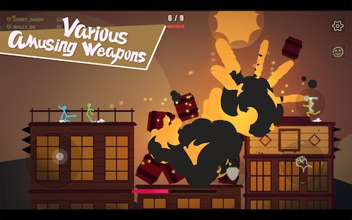 Stick Fight: The Game Mobile Ekran Görüntüleri - 5
