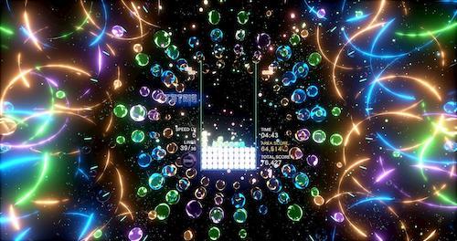 Tetris Effect Ekran Görüntüleri - 3